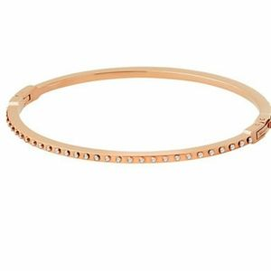 Michael Kors MicroMuse Rose Gold Thin Bangle